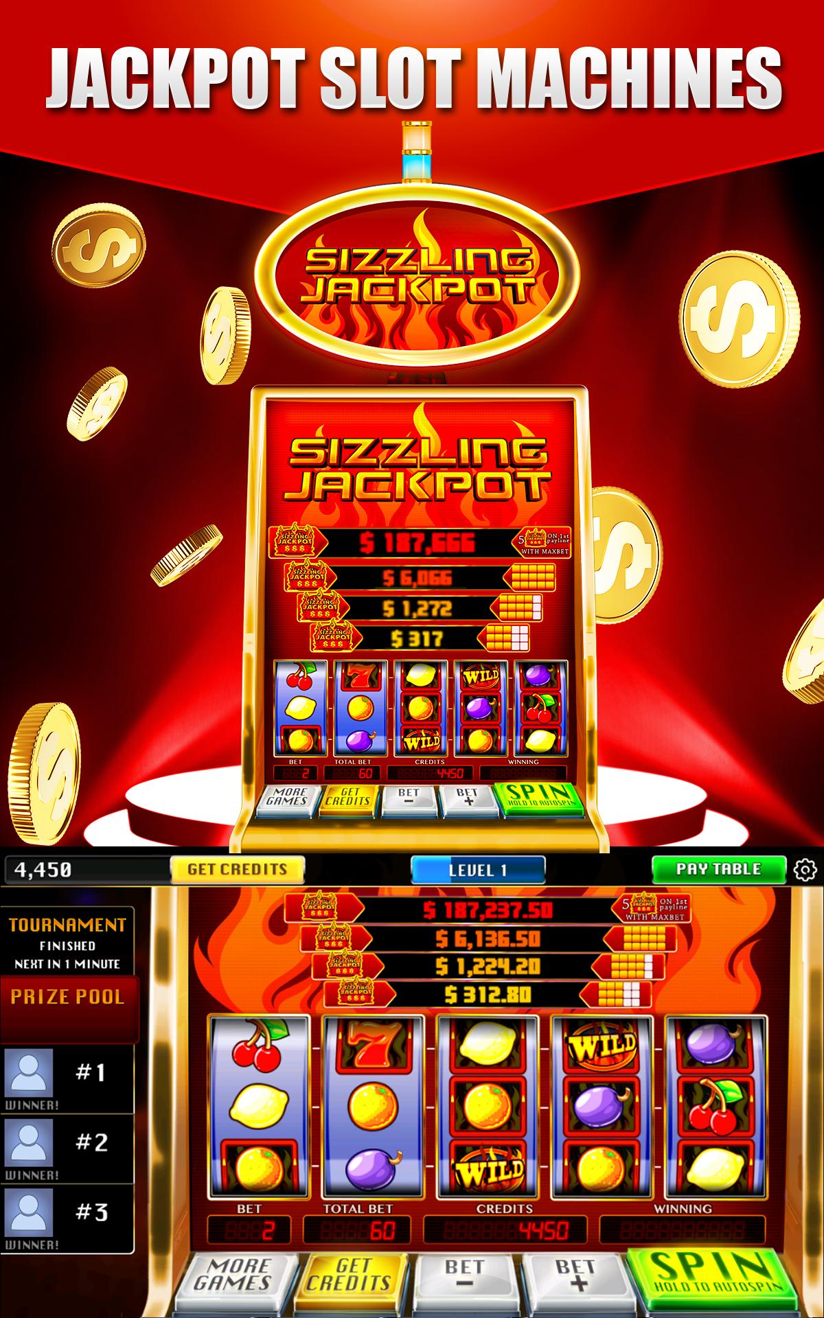 Vegas Style Slots Free Online