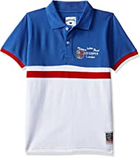 Lee Cooper Boys' Animal Print Regular Fit T-Shirt