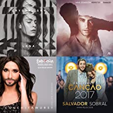 Songs aus 60 Jahren Eurovision