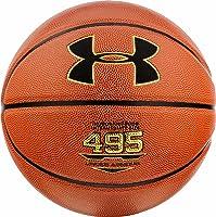 Under Armour UA 495 Basketbol Topu Basketbol Topu Unisex, Dark Orange Black, 7