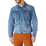 Wrangler Men's Icons Jeans Denim Jacket