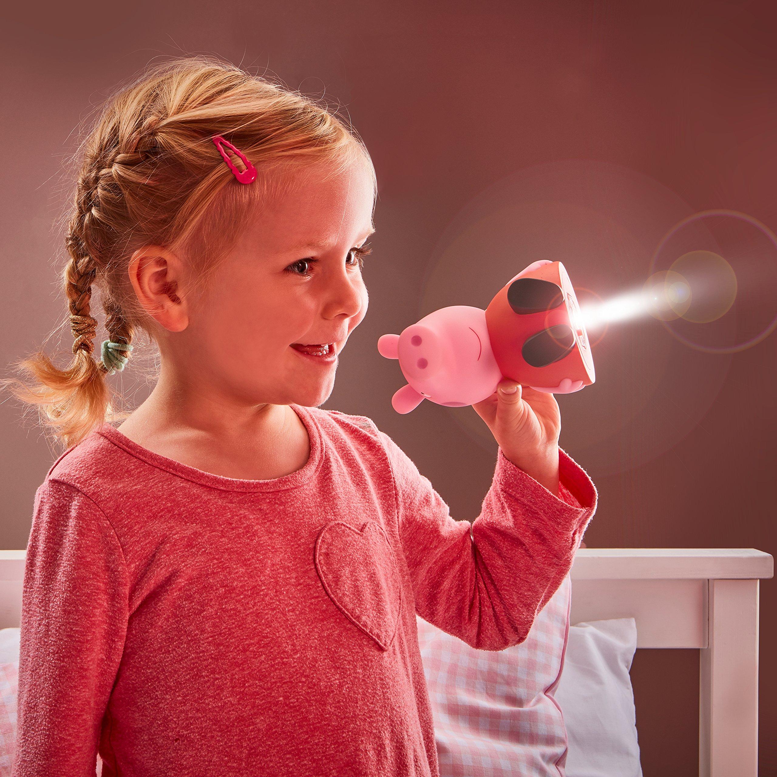 Peppa Pig Kids Night Light Torch Buddy By Goglow Babaloo
