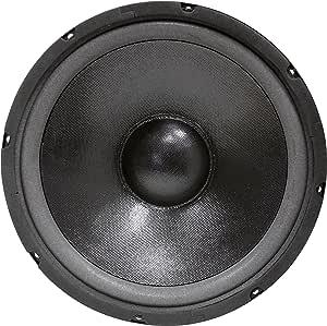 10 25cm 300w Tieftöner Woofer Kenford Hw 1006 Audio Hifi