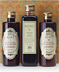 Kama Ayurveda Hair Care Regime, 650g
