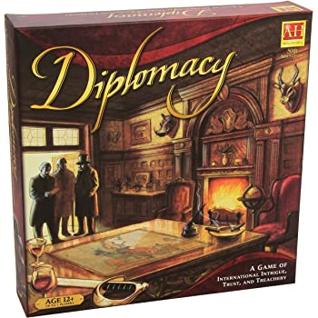 Avalon Hill  - 221930000 - Diplomacy