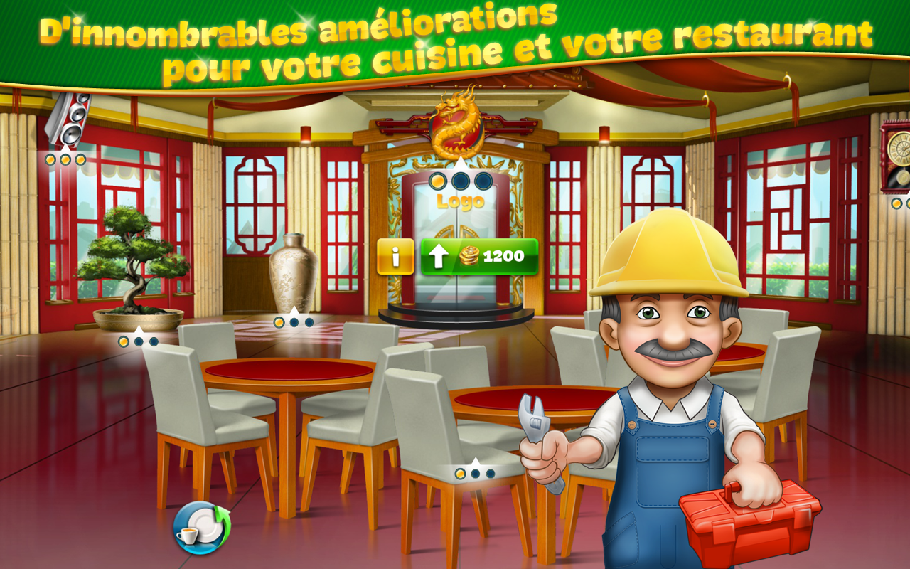 Cooking Fever: Amazon.fr: Appstore pour Android on