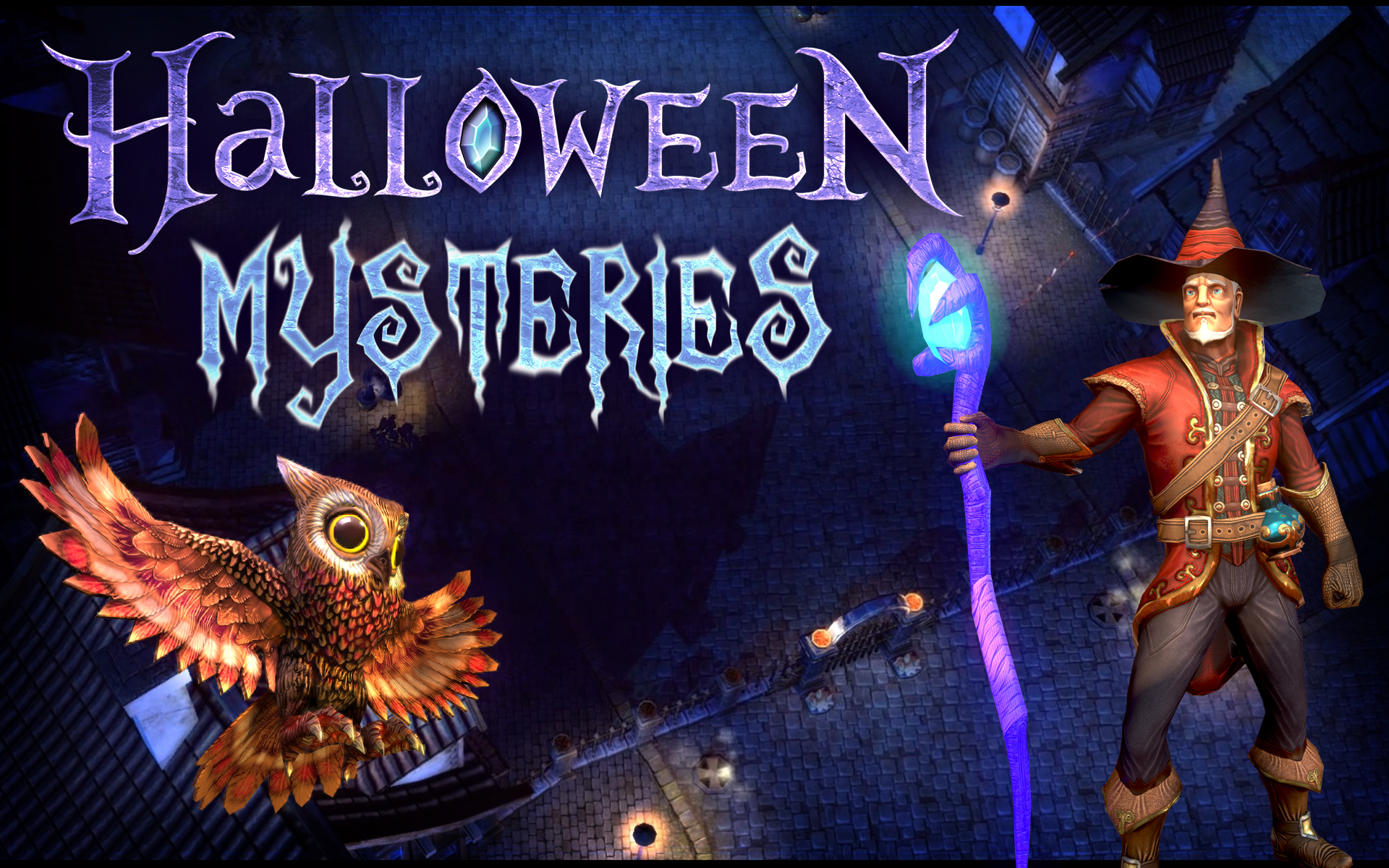 Halloween Mysteries [Mac Download]
