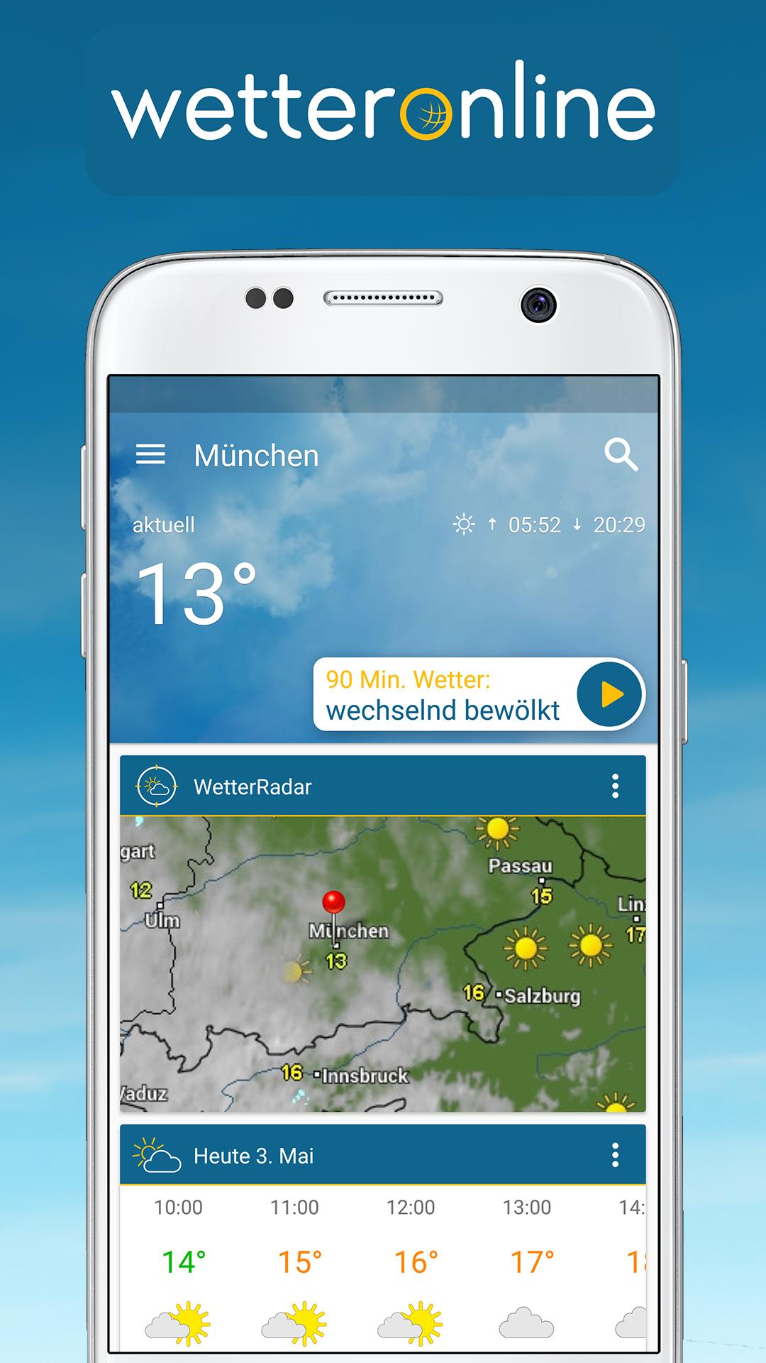 Tübingen Wetter Online