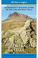 The Central Fells: Wainwright's Illustrated Walking Guide to the Lake District Book 3 (Wainwright Walkers Edition) Paperback