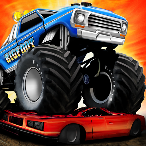 Monster Truck Destruction - Monster Jam Spiele