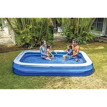 jilong giant swimming pool 305x183x50 cm familienpool. Black Bedroom Furniture Sets. Home Design Ideas