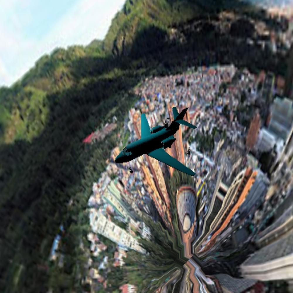 Bogota Air Trip