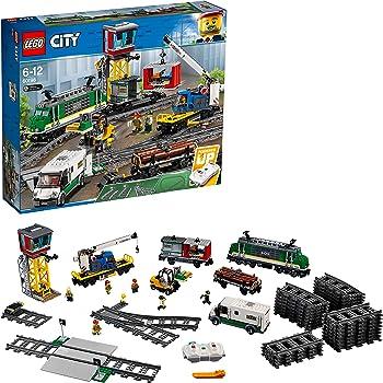 Lego City Treno Merci,, 60198