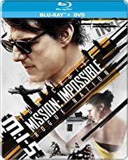Mission: Impossible 5: Rogue Nation (Steelbook)