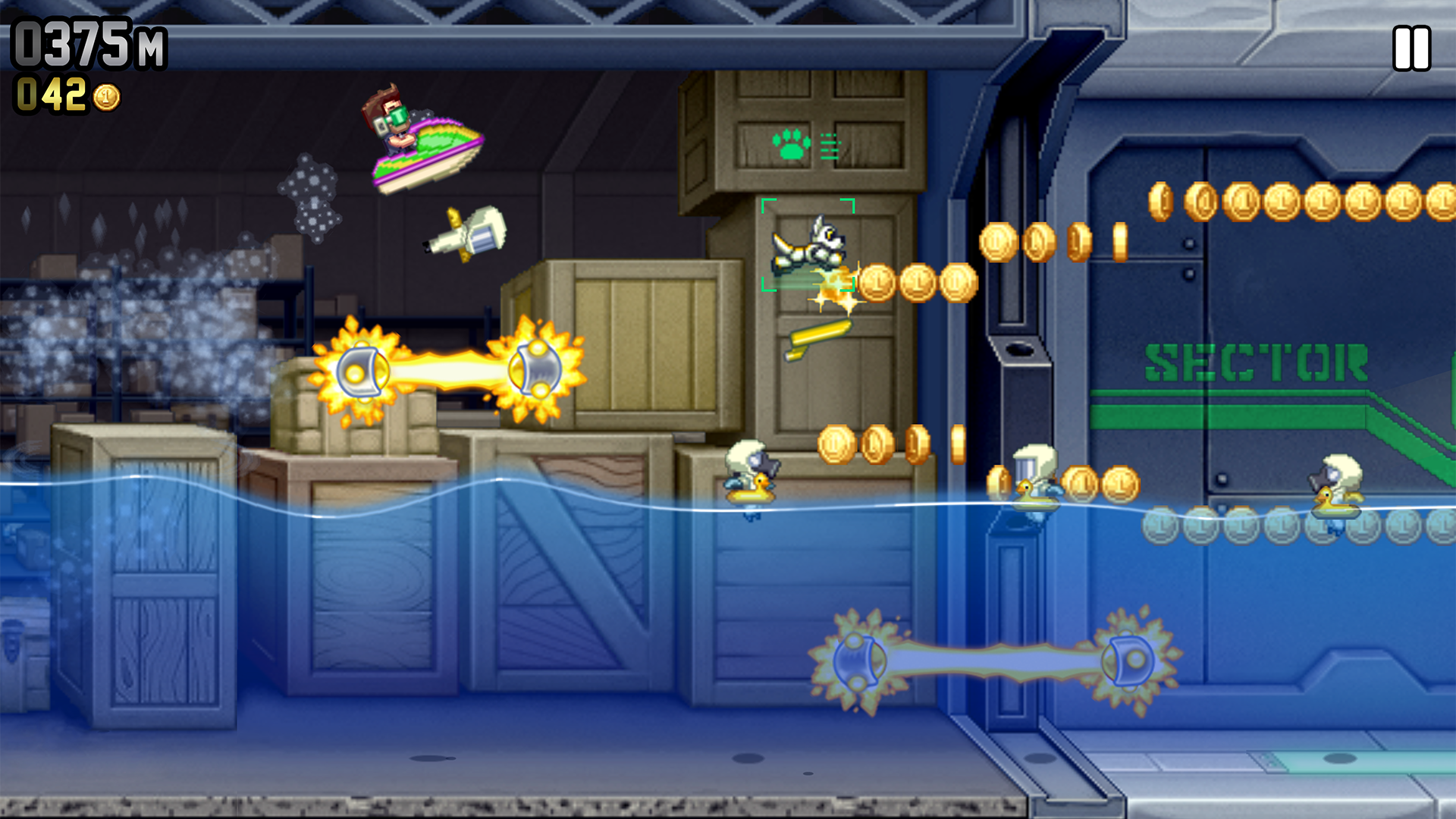 Jetpack Joyride: Amazon.co.uk: Appstore for Android