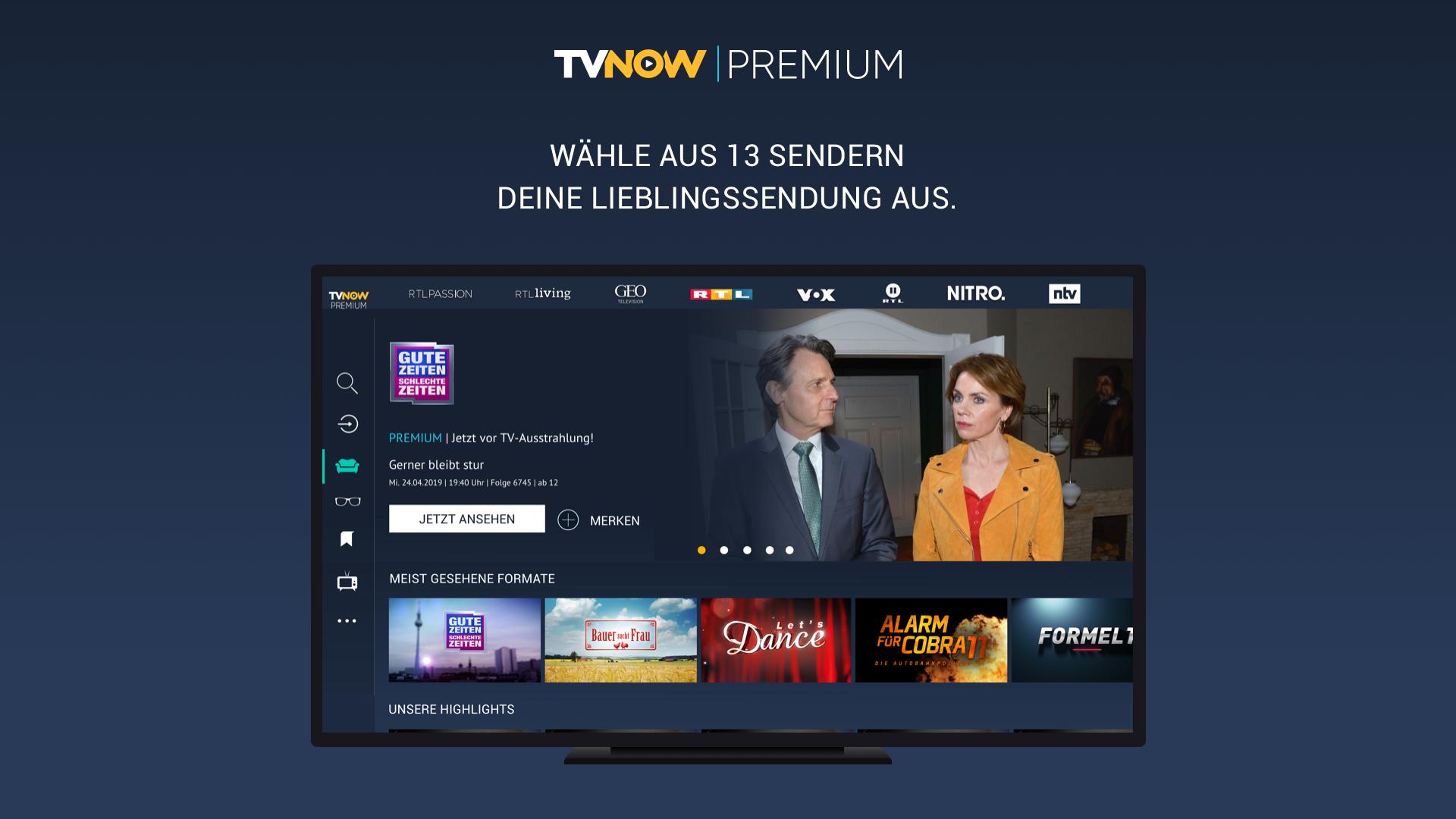 TV NOW PLUS - 5