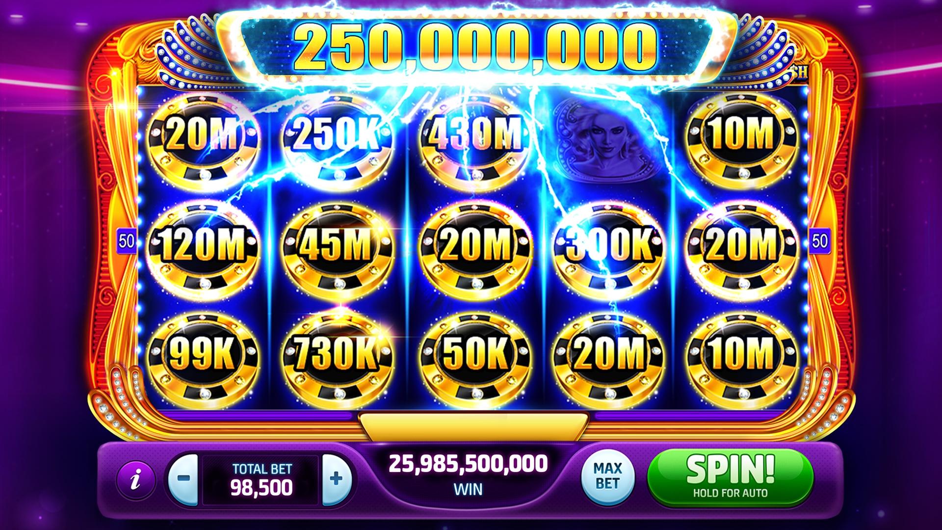 Big spins casino