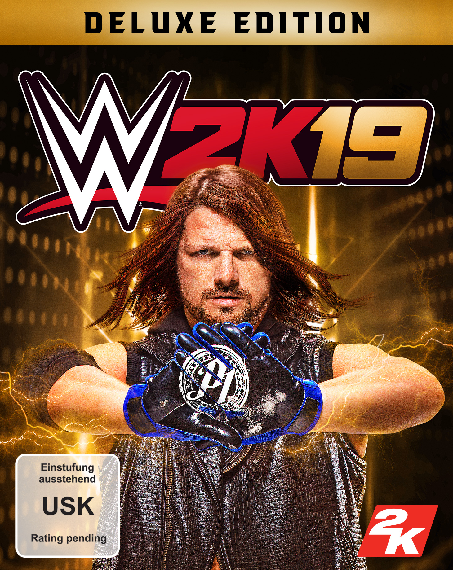 WWE 2K19 Collectors Edition USK - Deluxe Edition [PlayStation 4 ]