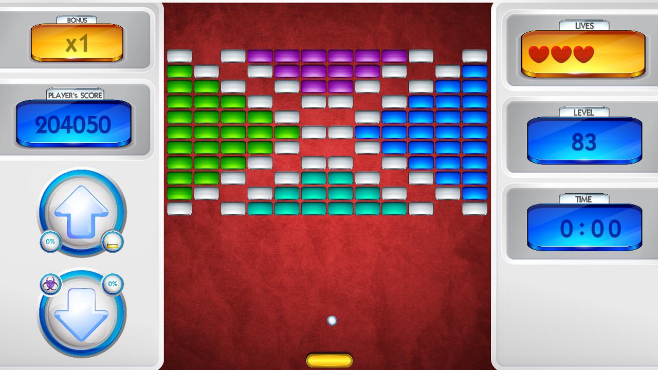Arcanoid Revival Screenshot
