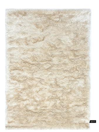 benuta shaggy hochflor teppich whisper beige 80x150 cm | langflor ...