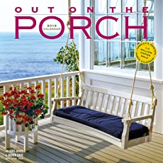 2019 out on the Porch Wall Calendar
