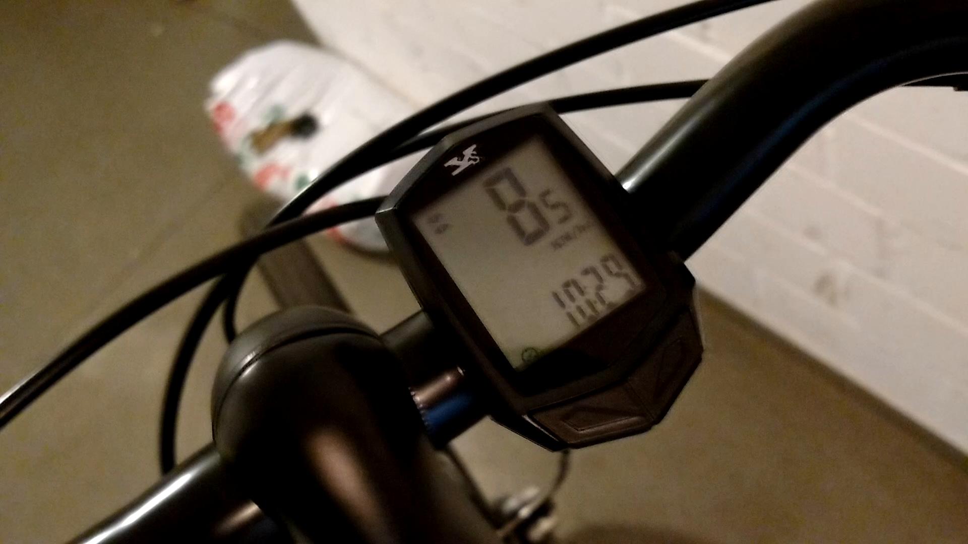 Fahrradcomputer Wo Anbringen : Echoice fahrradcomputer kabellos tacho für fahrrad tachometer
