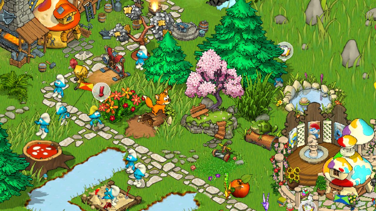 Smurfs' village 1. 0. 2 free download for mac | macupdate.