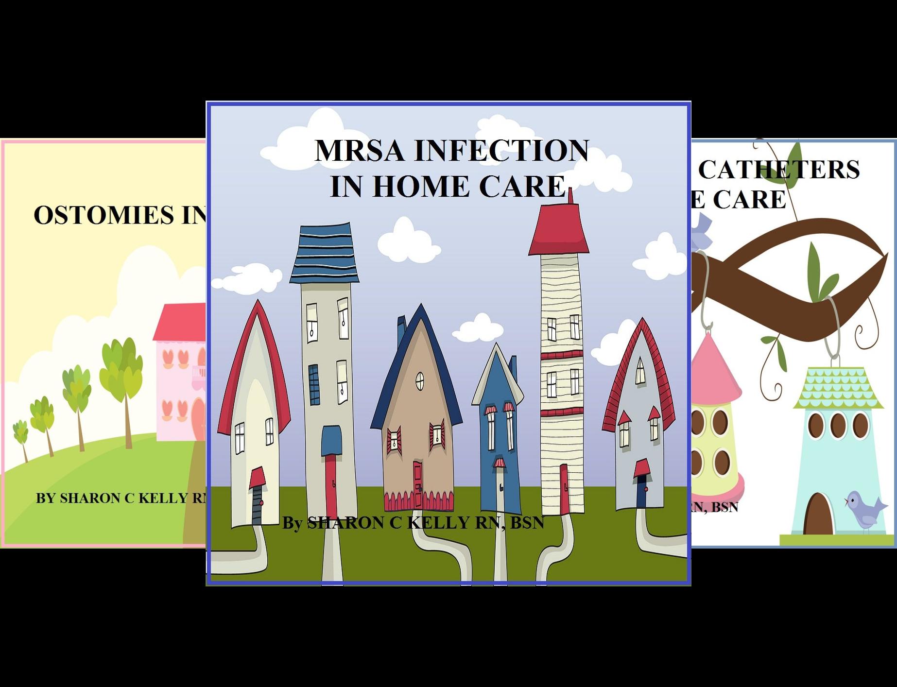 Home Care (4 Book Series)
