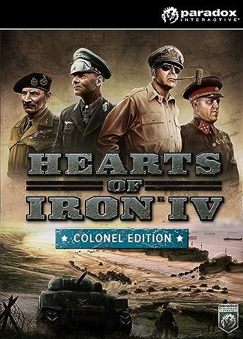 Hearts of iron IV - Colonel Edition [Code Jeu Mac - Steam]