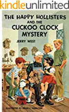 The Happy Hollisters and the Cuckoo Clock Mystery (Volume 24)