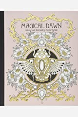 """Magical Dawn Coloring Book: Published in Sweden as """"Magisk Gryning"""" (Gsp- Trade) Hardcover"""