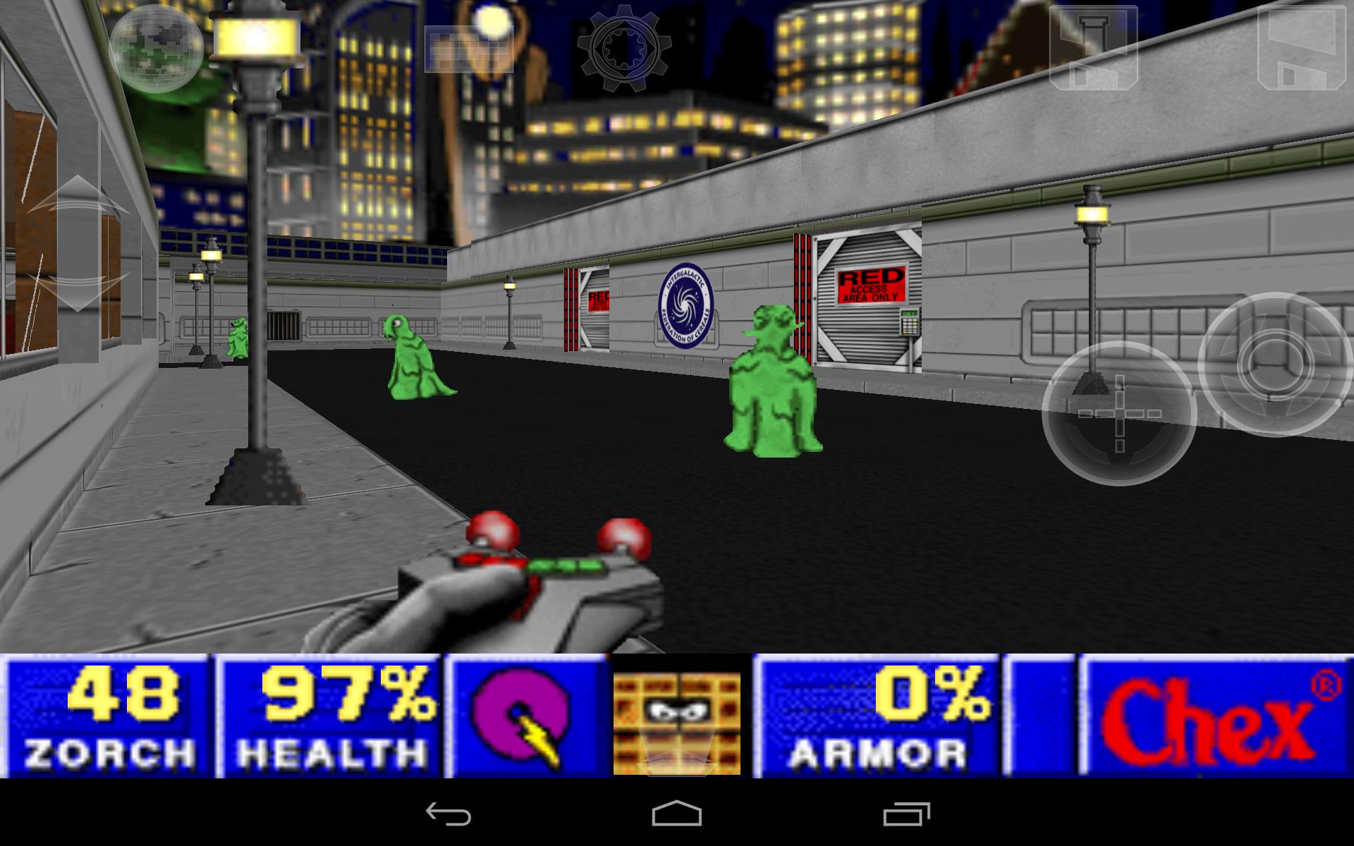 Doom 3 android anglais