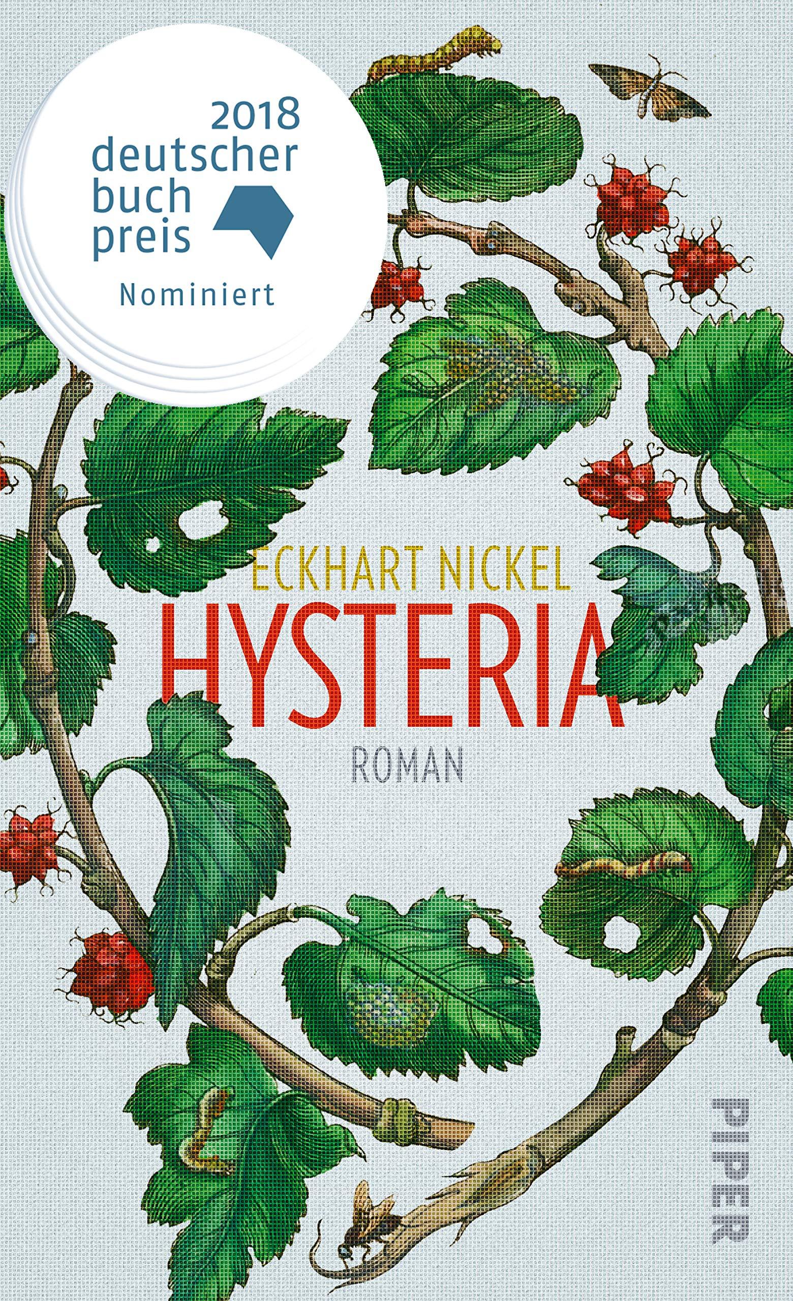 Eckhart Nickel  : Hysteria