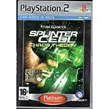 Splinter Cell Chaos Theory Platinum [Ps2 - Edizione Italia]
