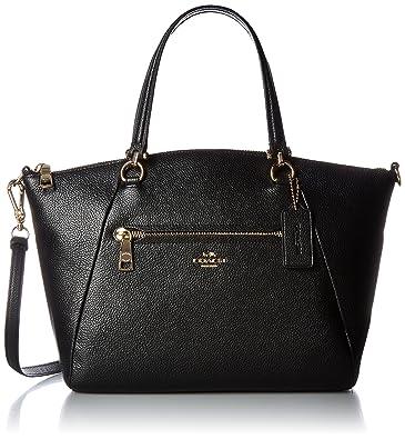 Coach Women's Prairie Satchel Shoulder Bag: Amazon.co.uk: Shoes & Bags