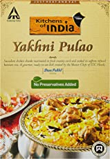 Kitchens of India Ready to Eat Yakhni Pulao, 250g