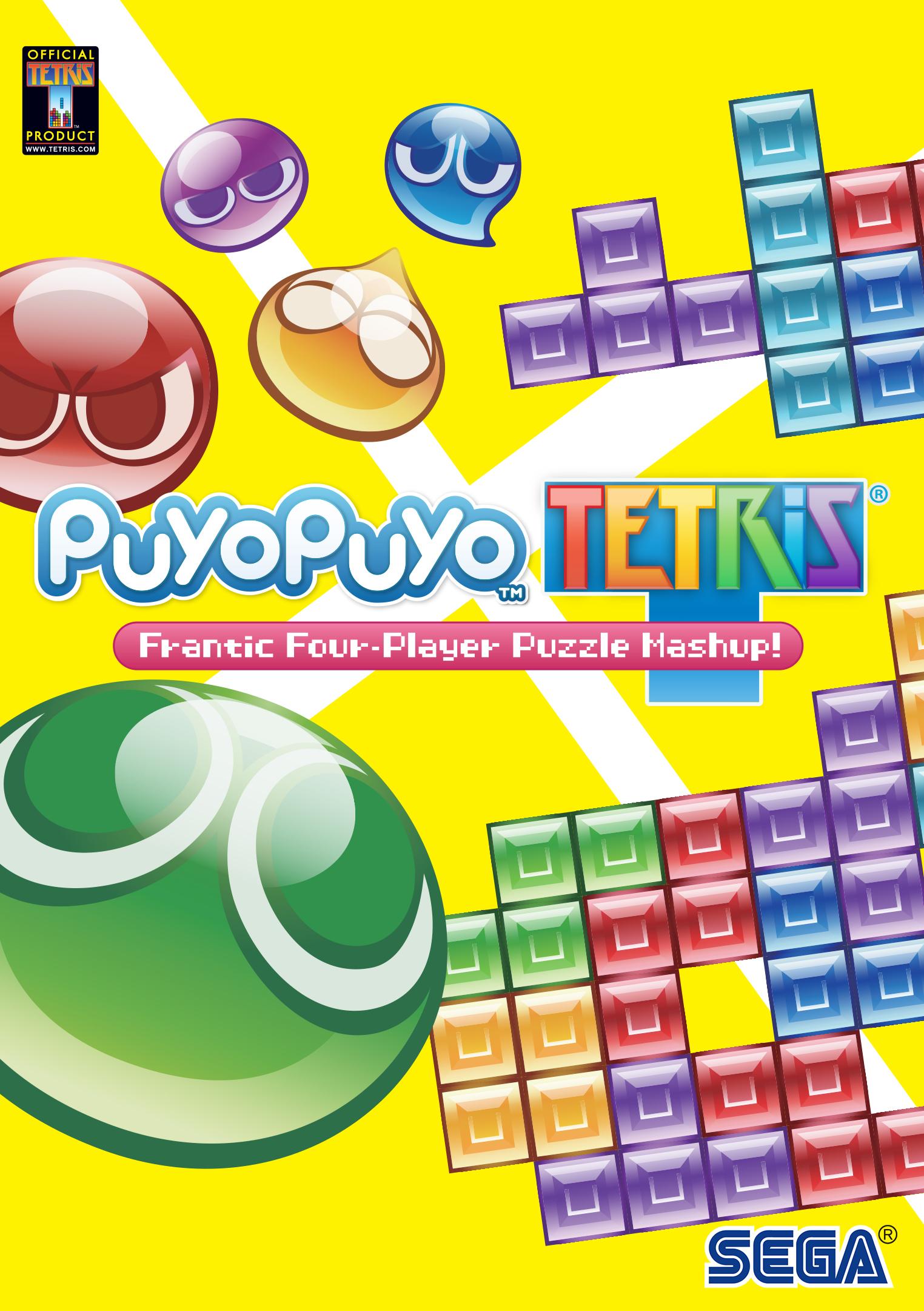 Puyo Puyo Tetris [PC Code - Steam]