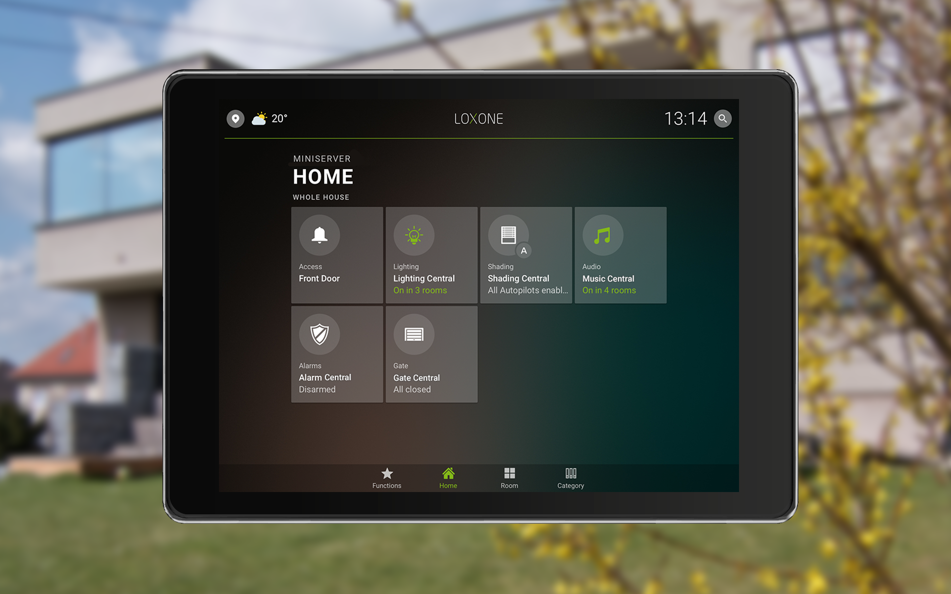 Loxone Smart Home: Amazon.de: Apps für Android
