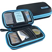 PILLBASE Travel Reiseapotheke | Tabletten Aufbewahrung Reise | Pillen-Organizer | tragbar & mobil | Erste-Hilfe Tasche…