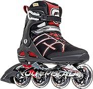 Rollerblade Inline Skates Macroblade 84 Alu Fitness Skates 43 Eu, Multi Color