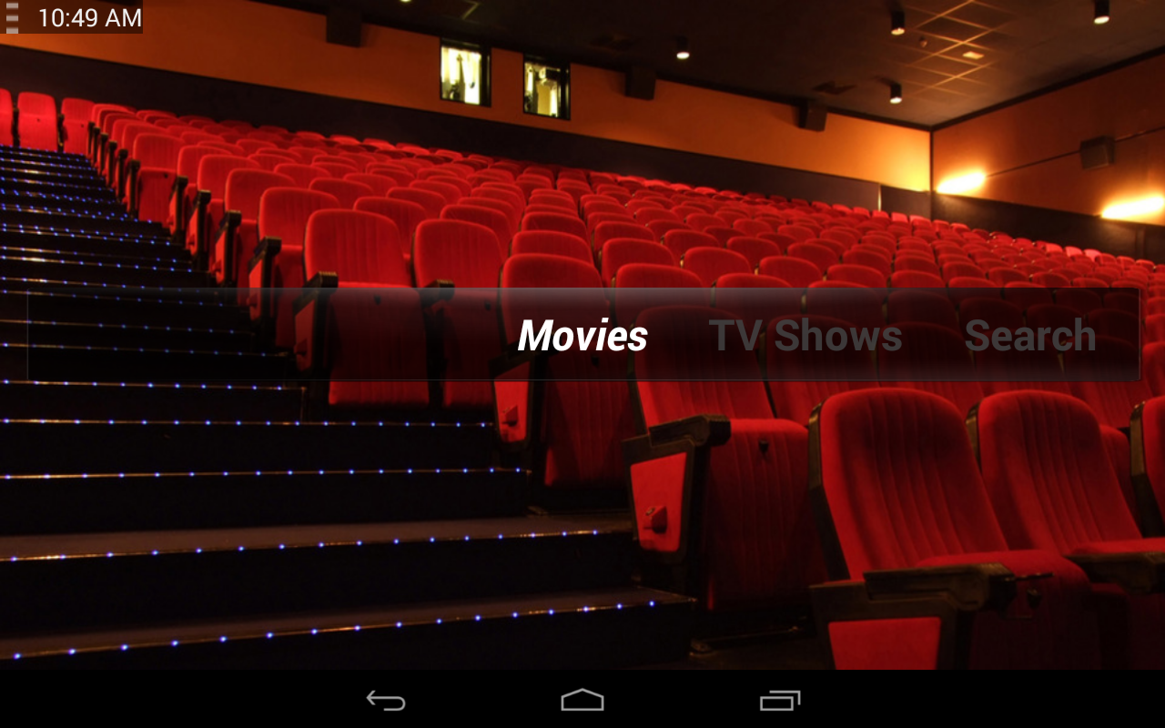 Serenity for Android