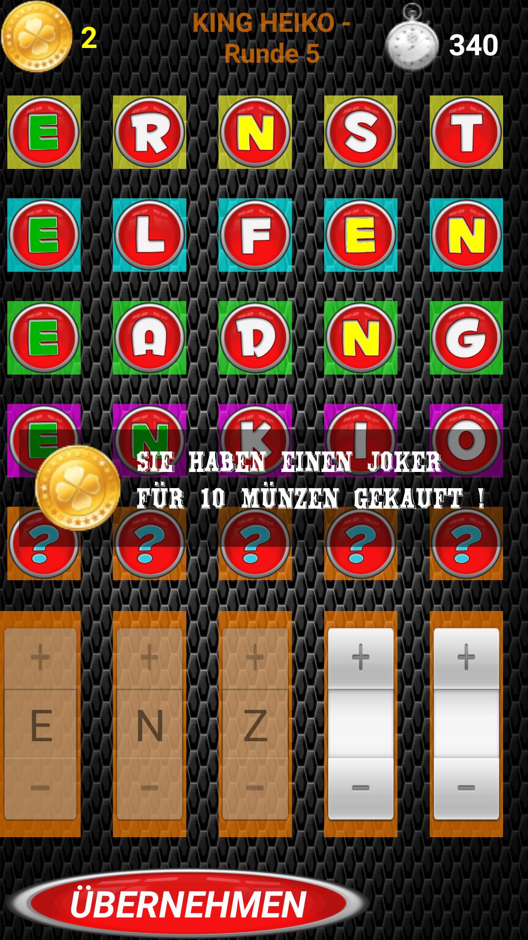 Zoom IMG-3 5x5 word quiz