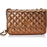 Guess Cessily Convertible Xbody Flap, Bags Donna, Taglia Unica