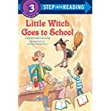 Little Witch Goes to School: Step Into Reading 3