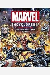 Marvel Encyclopedia New Edition Hardcover