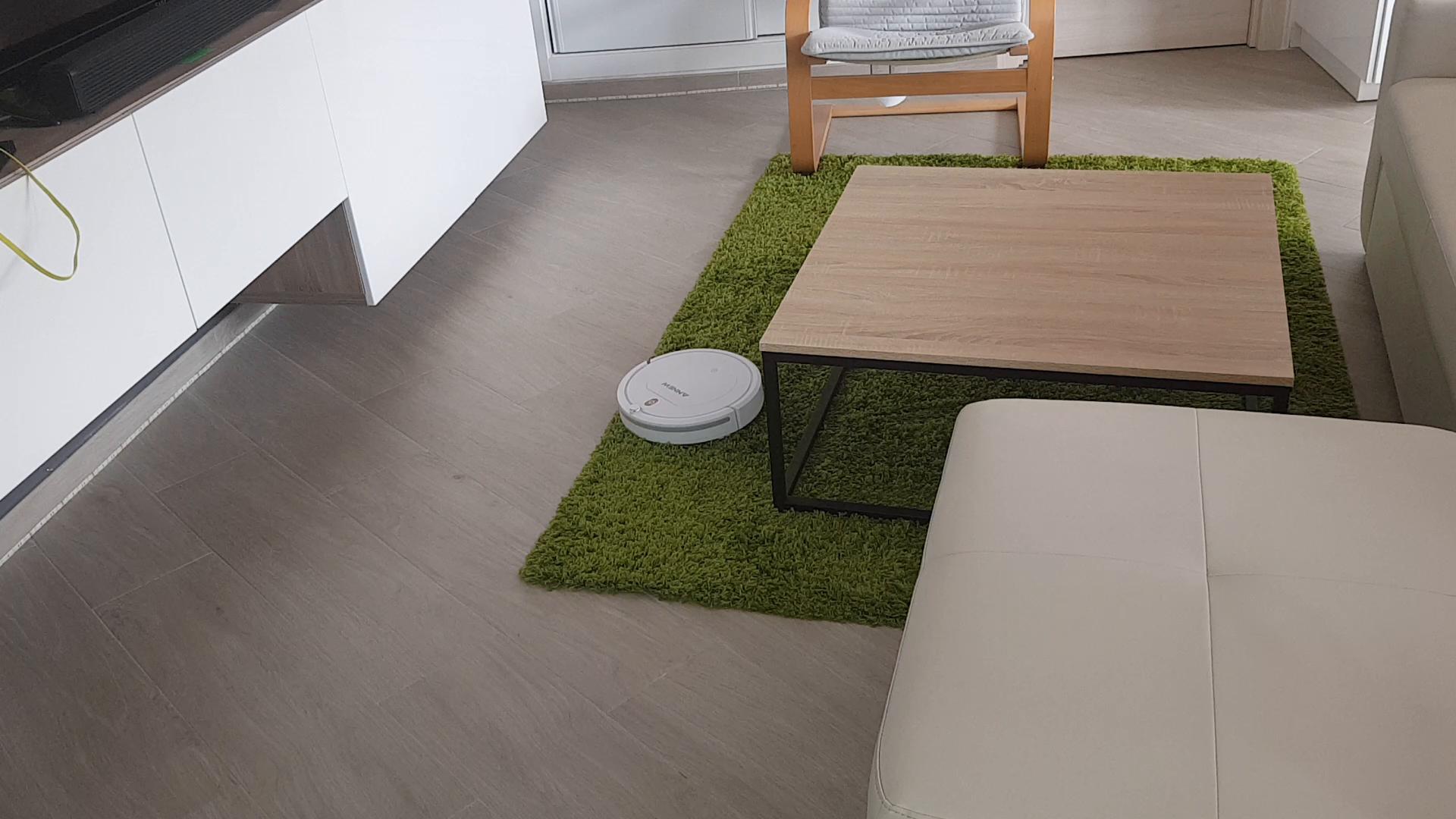 Amazon.es:Opiniones de clientes: ANNEW Robot Aspirador con Control ...