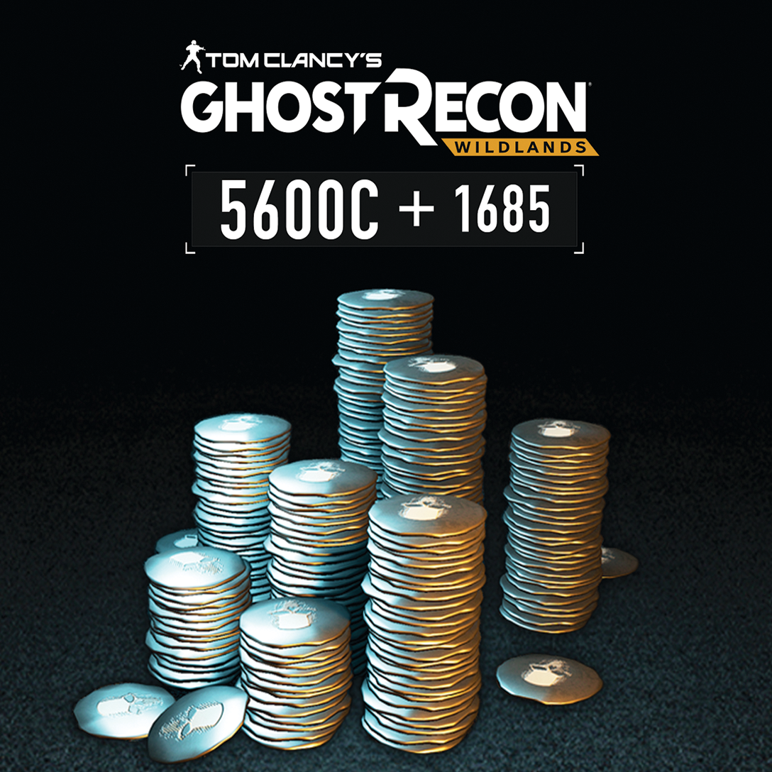 Tom Clancy's Ghost Recon Wildlands - 7285 GR Credits Pack [PC Code - (Ghost Kostüme Recon)