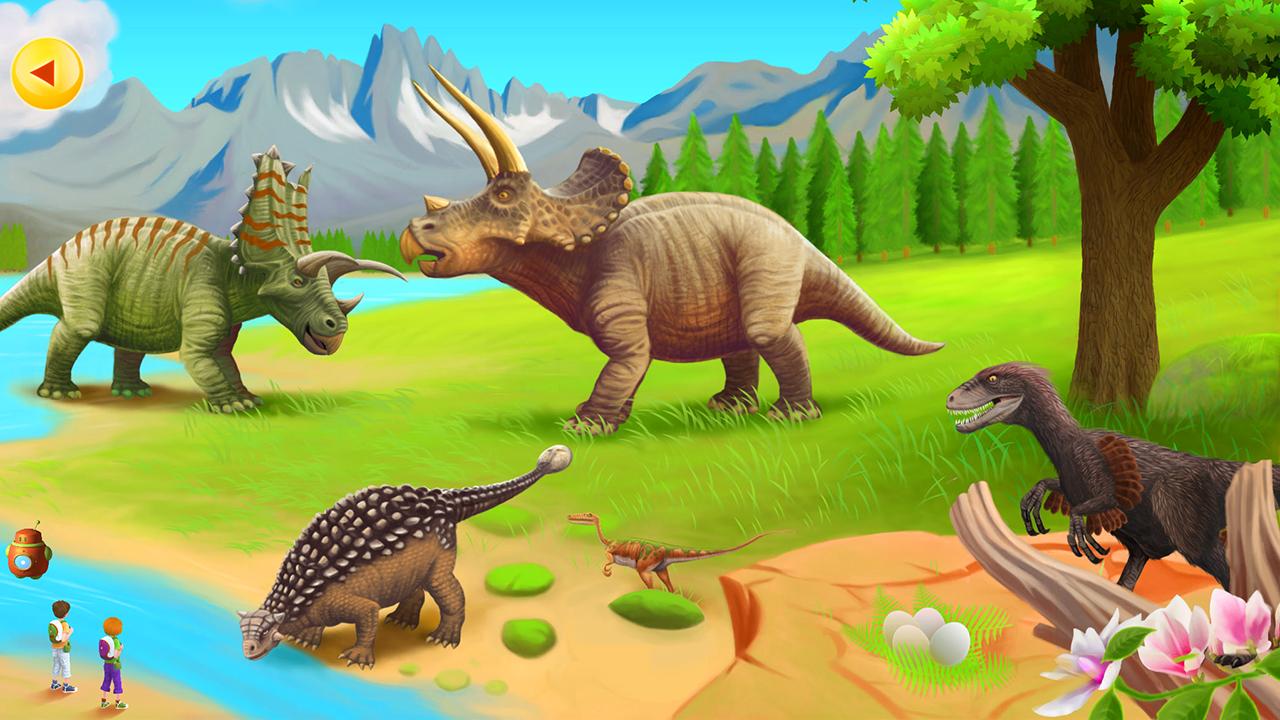 L 39 ge des dinosaures appstore pour android - Liste dinosaures ...