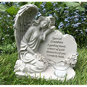 Grave Memorial Ornament Book Sadly Missed Family Special Graveside Pot Plaque