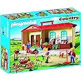 Playmobil Ferme transportable, 4897, Autre, Norme